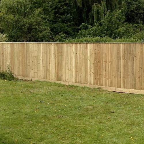 SNT Landscapes Fencing in Horley Surrey